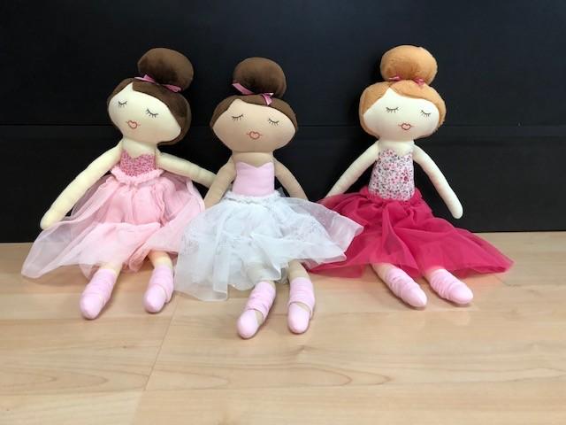 Bloch Bloch CW1130 Soft Ballet Doll