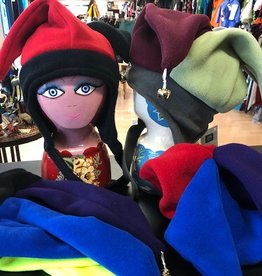 Sportees Sportees Jingle Hat or Jester Hat - with 3 points