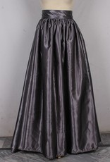 Daisy Corsets Satin Long Skirt