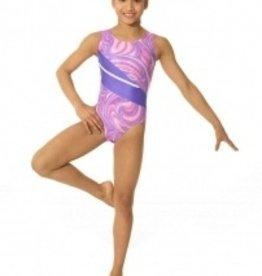 Mondor 27872-Gymnastics-Bodysuit