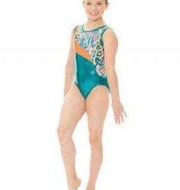 Mondor Mondor 27804 Gymnastics Bodysuit/Leotard