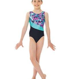 Mondor Mondor 27858 Gymnastics Bodysuit/Leotard