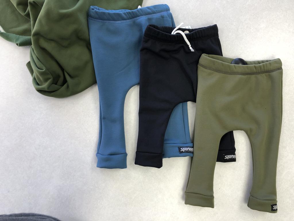 Sportees Baby Fleece Pants