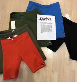 Sportees Sportees-Fleece-Shorts