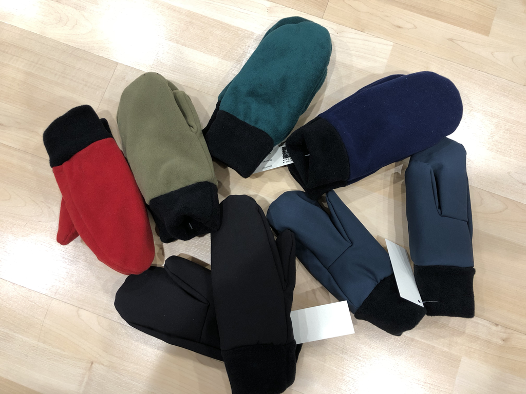 Sportees Windbloc 2 Layer Mittens with Cuff