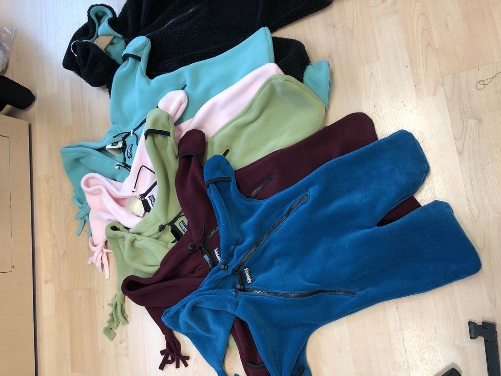 Sportees Larger size bunting bag/snowsuit.