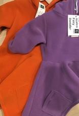 Sportees Sportees Children Fleece Designed Fairy Sweater w/ Skirt &Hood