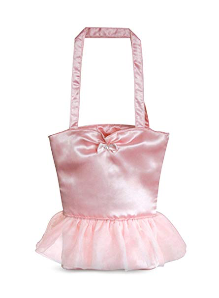 Bloch Pink tutu bag with magnetic closure