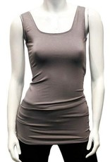 Gilmour Fabric: 95% Bamboo, 5% Spandex Designed and manufactured in Vancouver, BC.