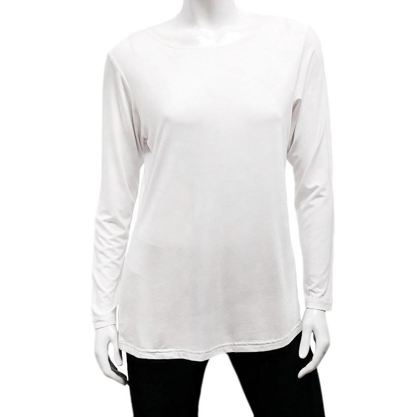 Gilmour Gilmour Bamboo Long Sleeve Layering Top