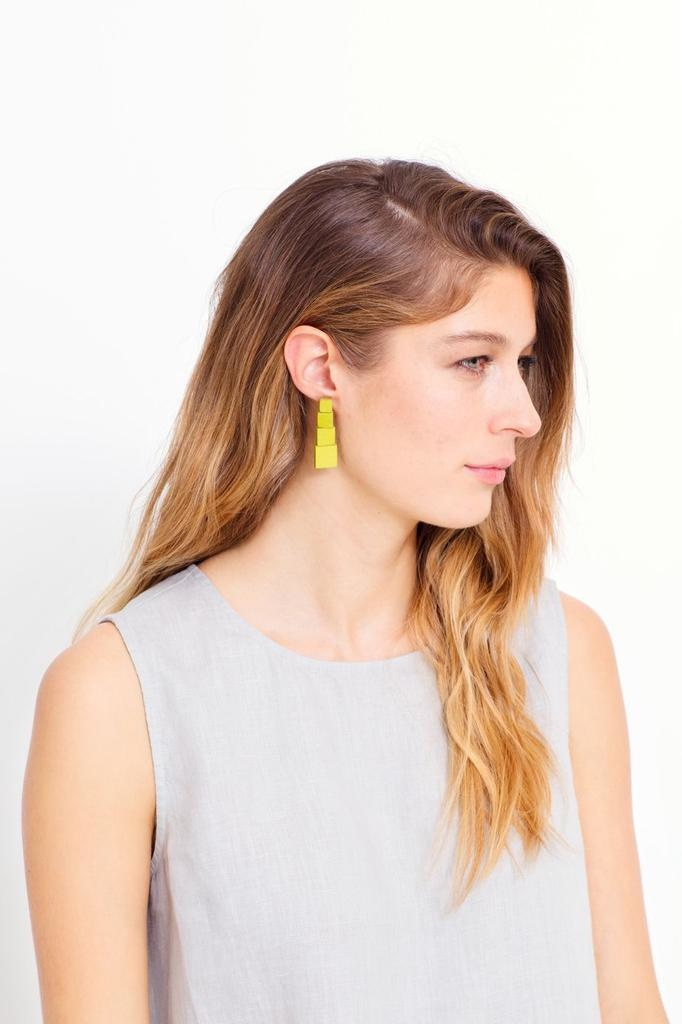 ELK Elk Acid Poste Earrings