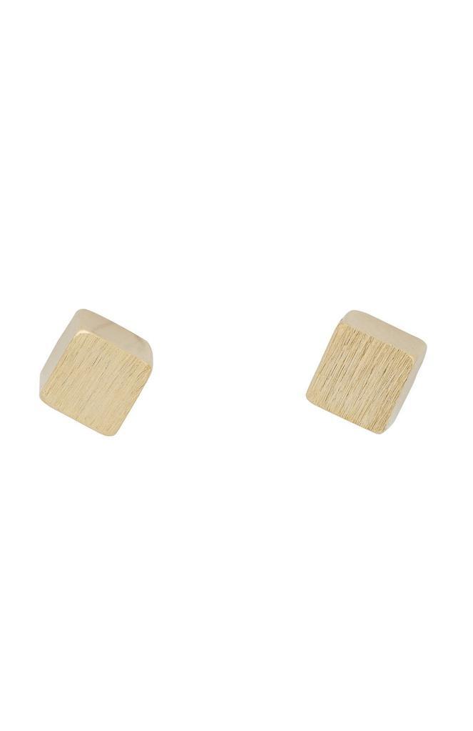 ELK Elk Cube Stud Earrings