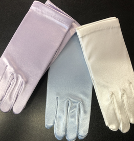 Child Satin Gloves