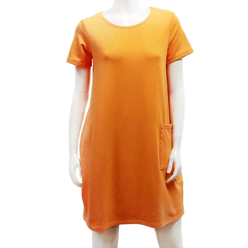 Gilmour Gilmour Bamboo French Terry Pocket Dress