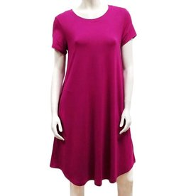 Gilmour Gilmour Bamboo T-Shirt Dress