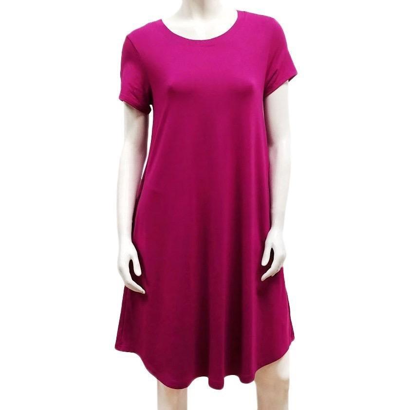 Gilmour Gilmour Bamboo T-Shirt Dress