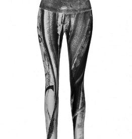 NoMiNoU NoMiNou Leggings for The Active Woman in All of Us, STEPTH B&W, XS