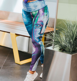 NoMiNoU Nominou Leggings 2018-STEPH PURPLE-S