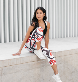 NoMiNoU Nominou Leggings 2018-MYSTIC-S