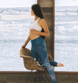 NoMiNoU Nominou Leggings 2018, SUCCESS TEAL, S
