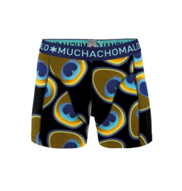 Muchachomalo Men's-Single-Pack-Boxers-PROUD02-XL