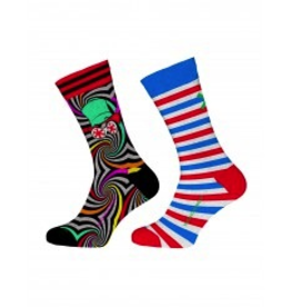 Muchachomalo Muchachomalo-Men's-Socks, 53, 38-42