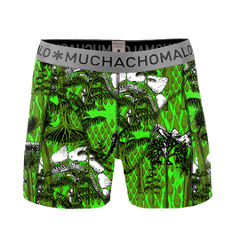 Muchachomalo Muchachomalo Men's-Single-Pack-Boxers, EXTREME-B, XXL