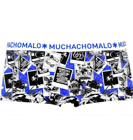 Muchachomalo Muchachomalo Women's Single Pack Boxer, LEAVX2, L