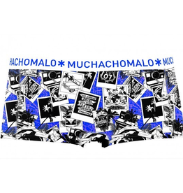 Muchachomalo Muchachomalo Women's Single Pack Boxer ROADTRIP, L