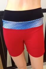 Sportees Sportees-Shorts-Yoga- Size S-Extra