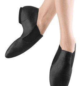 Bloch Bloch Elasta Bootie, Jazz Shoe Girls/Boys