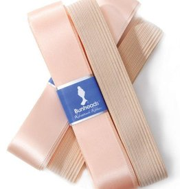 Capezio Capezio Bunheads Rehearsal Ribbon And Elastic Cut for Pointe Shoes, Package.