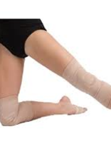 Capezio Capezio® Gel Knee Pads are designed exclusively for dancers. The bamboo knit fabric and contoured, silicone gel knee pads provide maximum pressure relief without the bulk. Each package contains 2 gel knee pads that can be washed and reused.
