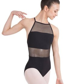 Capezio Capezio Lunar HIgh Neck Dance Leotard /Boysuit