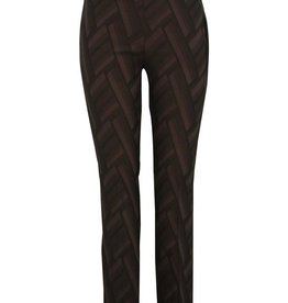 Up Pants Up! Pants Black Streets Print