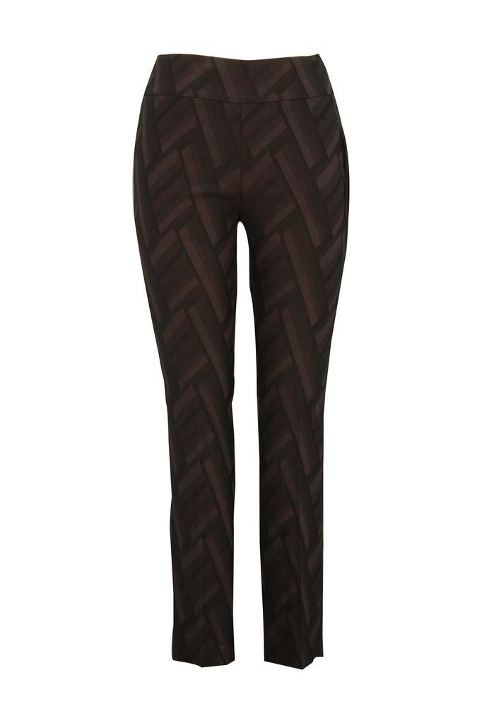 Up Pants Up! Pants | Black Streets Print Pant