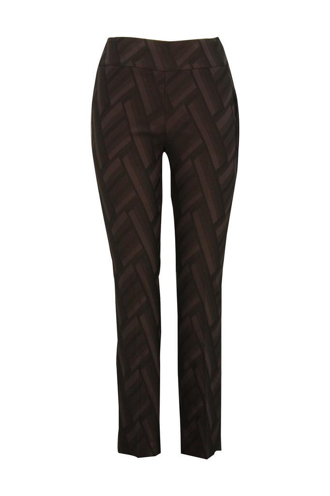 Up Pants Up! Pants | Black Streets Print Pant