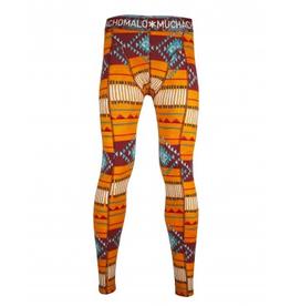 Muchachomalo Muchachomalo-Men's-Long-John-WOLF-XL