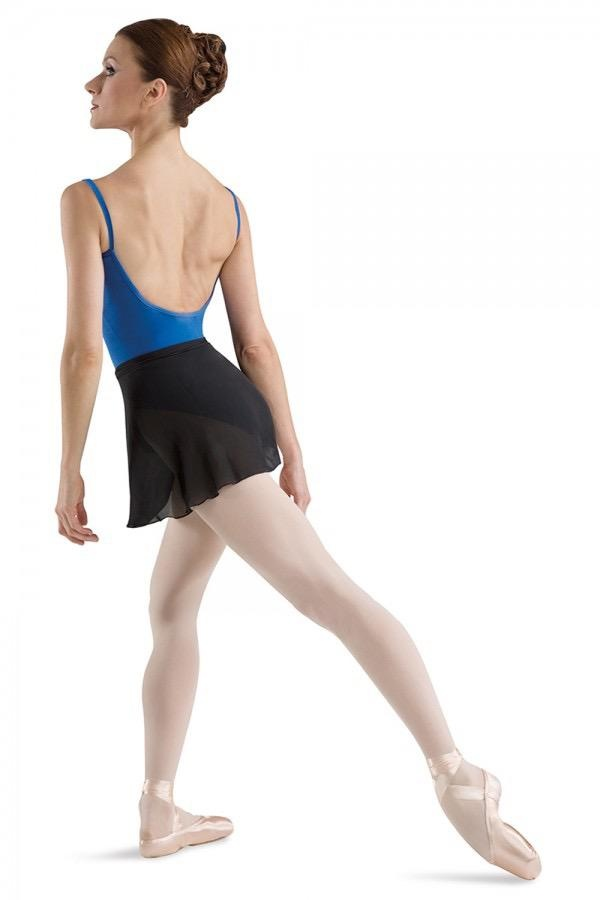 Bloch A Bloch ladies must have! Adult Georgette wrap skirt that hangs beautifully.