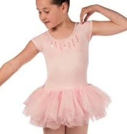 Bloch Bloch CL8012-Sequin-Trimmed-Tutu-Leotard