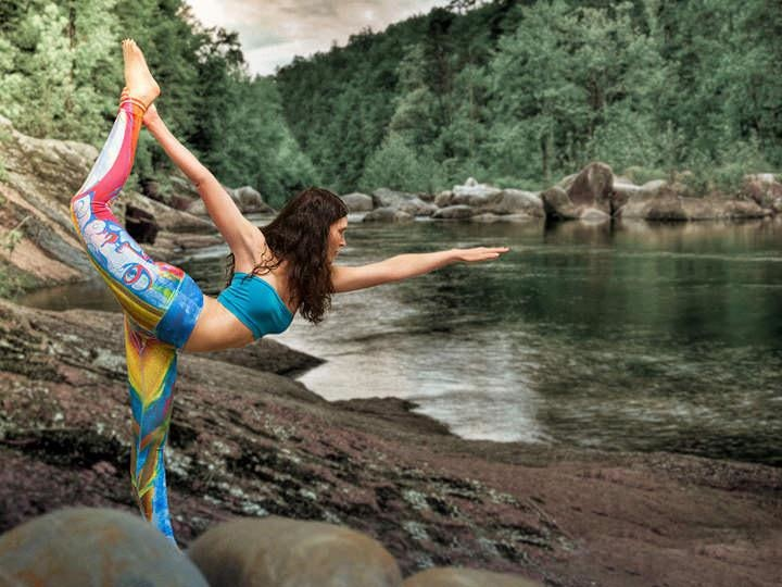 NoMiNoU Artist Inspired Eco-friendly Activewear<br /> Made in Canada<br /> <br /> Featuring original artwork created by the late mother of NoMiNoU's founder and by international artists we collaborate with.