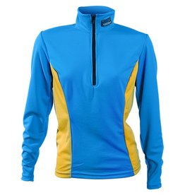 Sportees Sportees Athletic Fit Cycling Multi-Paneled Jersey w/ Back Pockets-Women's Cut/ Long Sleeve-Can Pick Colours for Each Panel- Size M