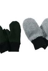 Sportees Sportees 2 Way Stretch WindPro/WindBloc Fleece Mittens w/ Elastic at Wrist or Fleece Cuff-Size S