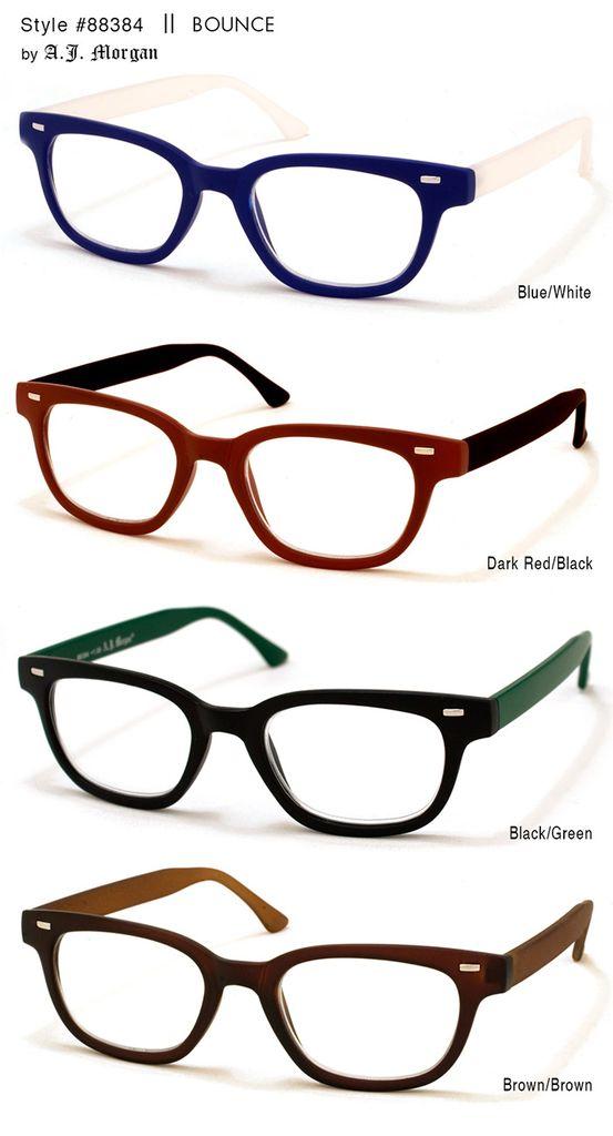 A.J. Morgan 88384-Bounce-Glasses