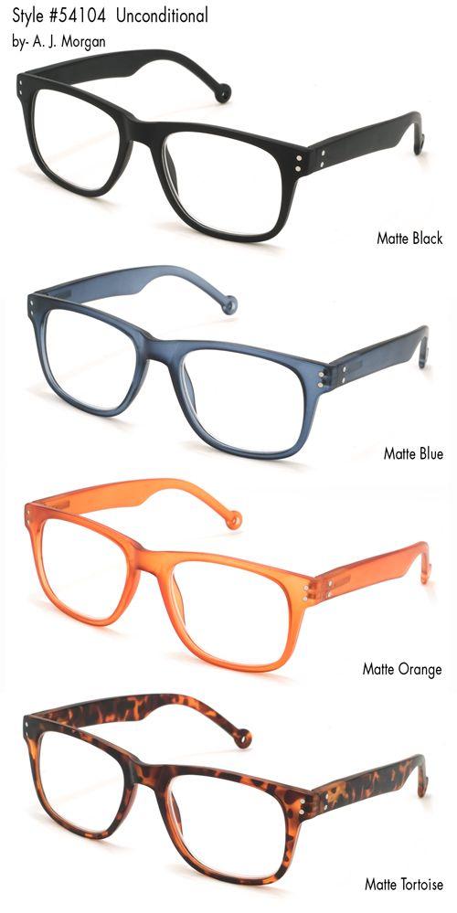 A.J. Morgan 54104-Unconditional-Glasses