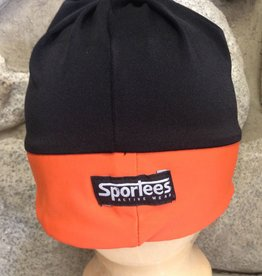 Sportees Sportees 4 Way Stretch LycraSki Racing Pull On Hat