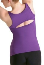 Bloch Bloch (Z2807-BLK-M) RACER BACK CAMI TOP