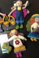 Icelandic Designs Hand made in Nepal. 100% Wool.