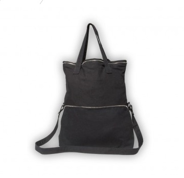 Bloch 1M025-BLOCH-BAG DUAL SIZE FOLDED, BLACK