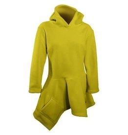 Sportees Sportees Children 2 Way Stretch 200 Weight Fleece Sportees Designed Fairy Sweater w/ Skirt &Hood